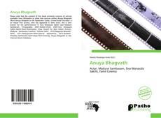 Bookcover of Anuya Bhagvath