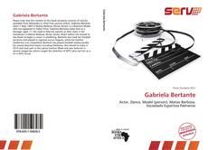 Обложка Gabriela Bertante