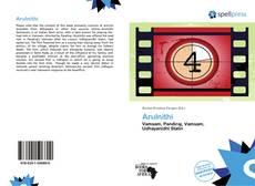 Bookcover of Arulnithi
