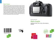 Bookcover of Bipin Gupta