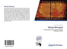 Manju Bhargavi kitap kapağı