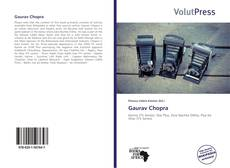 Bookcover of Gaurav Chopra