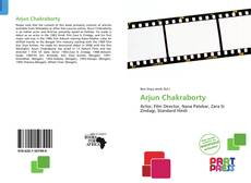 Bookcover of Arjun Chakraborty