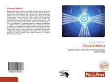 Bookcover of Remark Media