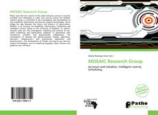 Bookcover of MOSAIC Research Group