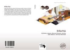 Bookcover of Erika Fox