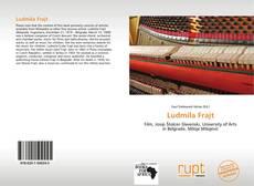 Couverture de Ludmila Frajt