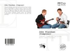 Portada del libro de John Frandsen (Composer)