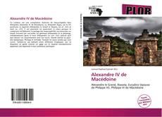 Couverture de Alexandre IV de Macédoine