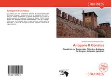 Bookcover of Antigone II Gonatas