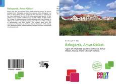 Bookcover of Belogorsk, Amur Oblast