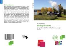 Обложка Bishopsbourne