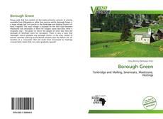 Borough Green kitap kapağı