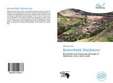Broomfield, Maidstone的封面