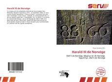 Portada del libro de Harald III de Norvège