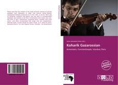 Copertina di Koharik Gazarossian