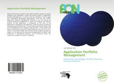 Couverture de Application Portfolio Management