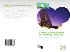 Bookcover of Canal+ (Spanish Satellite Broadcasting Company)