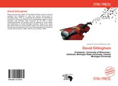 Bookcover of David Gillingham