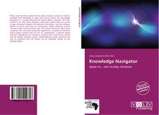 Bookcover of Knowledge Navigator