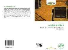 Couverture de Aurélie Amblard