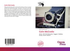 Bookcover of Colin McCredie