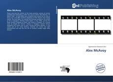Alex McAvoy kitap kapağı