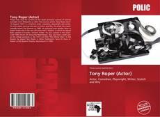 Capa do livro de Tony Roper (Actor)