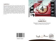 Bookcover of Ambili Devi