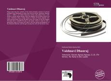 Bookcover of Vaishnavi Dhanraj
