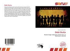 Bookcover of Debi Dutta