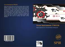 Couverture de Texas Instruments TMS320