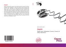 Portada del libro de Jayan