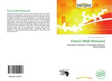 Bookcover of Fresco (Web Browser)