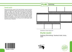 Bookcover of Purbi Joshi