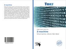 Bookcover of Z-machine