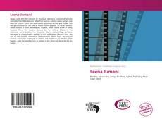 Bookcover of Leena Jumani
