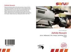 Bookcover of Zahida Hussain