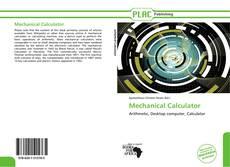 Bookcover of Mechanical Calculator