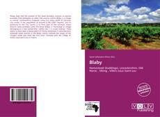 Buchcover von Blaby
