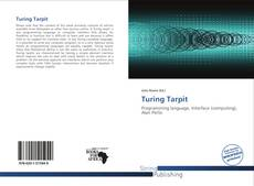 Bookcover of Turing Tarpit