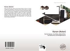 Karan (Actor) kitap kapağı