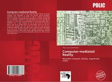 Capa do livro de Computer-mediated Reality
