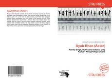 Capa do livro de Ayub Khan (Actor)