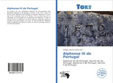 Bookcover of Alphonse III de Portugal
