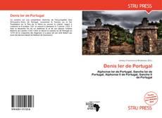 Bookcover of Denis Ier de Portugal