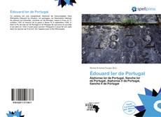 Bookcover of Édouard Ier de Portugal