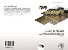 Bookcover of Jean III de Portugal