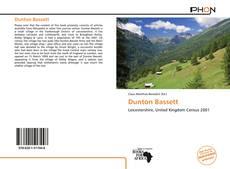 Portada del libro de Dunton Bassett