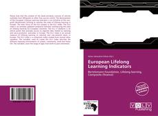 Buchcover von European Lifelong Learning Indicators